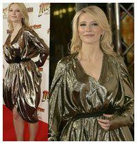 """Blanchett, """"Rüküşlüğü"""" İle Göz Doldurdu!"""