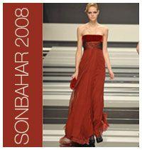 2008 Sonbahar Modasından 20 Elbise