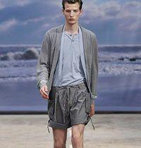 2009 İlkbahar Erkek Modası Şortlarla Şekillenecek