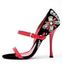 2008 Sonbahar Yüksek Topuklu Ayakkabı Modası