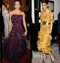 Ünlülerden en son moda ve trendler