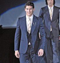 Erkek Takım Elbise Modelleri: 2008 Sonbahar Emporio Armani