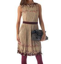 Mango Elbise: 2008 Sonbahar Renkli Elbise Koleksiyonu