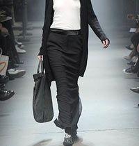 2008 Sonbahar Modası: Uzun Etekler ve Uzun Giysiler