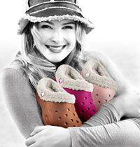 Kışın da mı Crocs? Kışlık Crocs Terlik ve Ayakkabılar