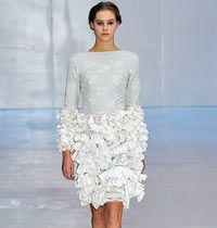 Erdem Moralıoğlu İlkbahar/Yaz 2009 Elbise Koleksiyonu ile Büyülüyor