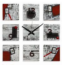 Klock Dekoratif Saat Modelleri