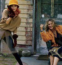 Olsen elbise ve kıyafetlerini 65 yaşındaki model sunacak!