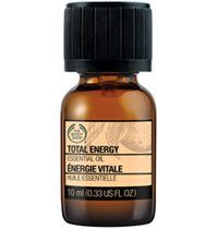 Body Shop Total Enerji: Enerjik Aromaterapi