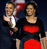 Bayan Obama'nın Sıradışı Elbisesi