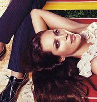 Süpermodelleri Seviyoruz: Christy Turlington, Bally'de