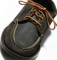 2009 Erkek Giyim Trendi: Bağcıklı Mokasen Ayakkabılar