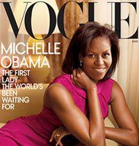 Michelle Obama, Jason Wu Elbiseyle Vogue Kapağında