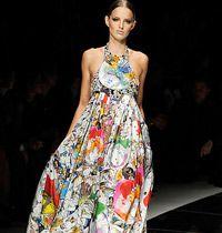 Bir Yaz Gecesi Rüyası: Yazlık Uzun Elbise Modelleri