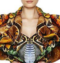 Alexander McQueen : Başka Dünyadan Tasarımlar