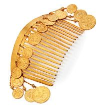 Allu're Koçak: 22 Ayar Altın Takılardan Çil Çil Bir Koleksiyon..