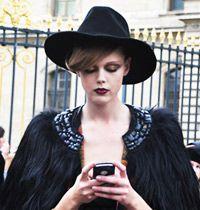 Paris Moda Haftasından Giyim Stilleri..