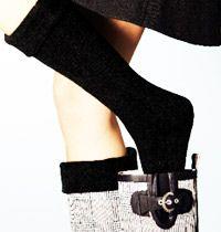 Lastik Çizme Çorabı
