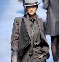 Bayan Takım Elbise : Erkeksi Kadınlar Trendi