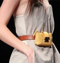 Kemer Çantalar: Bel Çantasının En Moda Hali
