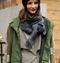 Sokak Modası: Kat Kat Kış