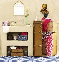 Zara Home'da Etnik Yıl : Afrika