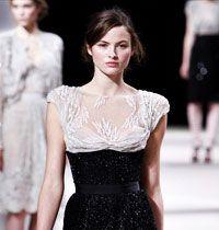 Elie Saab'tan Abiye Elbise Şöleni : 2011 Couture