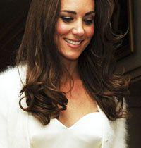 Prenses Kate'in İkinci Gelinliği