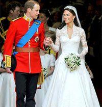 Kate Middleton'ın Gelinlik Sırrına Kraliyet Düğününde Erdik