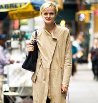Sokak Modası : Uzun Trençkot