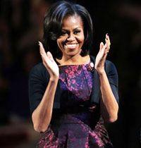 Michelle Obama Stili – Seçim Gecesi