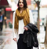 Dünyadan Sokak Modası: Uzun Etek Stili