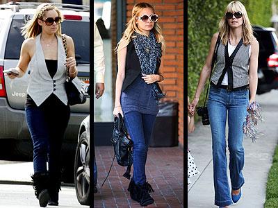 Ünlüler Moda ve Trendleri kendi stilleriyle bağdaştırıyor