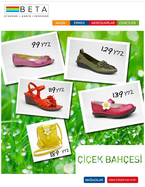Beta Ayakkabı ve Çanta