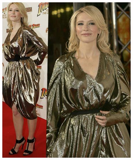 Blanchett Armani Faciası