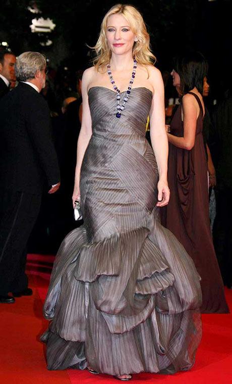 Cate Blanchett Armani