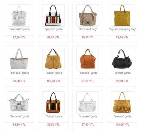 Mudo.com.tr Rengarenk Çantalar