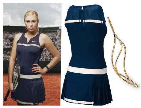 Nike ve Tiffany\'nin Yeni Yüzü Sharapova