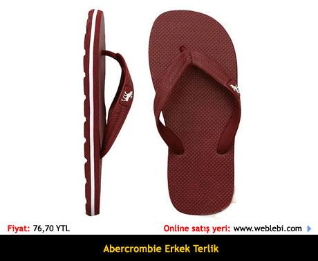 Abercrombie Erkek Terlik Sandalet