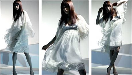 Arzu Kaprol 2008 Elbise Bluz Yaz Koleksiyonu