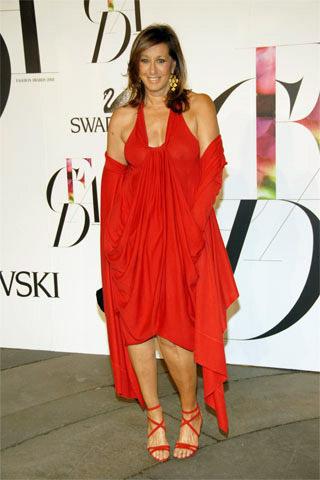 Donna Karan Kırmızı Elbise