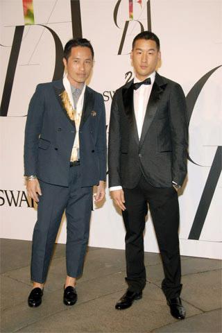 Phillip Lim ve Richard Chai\'den Erkek Modası