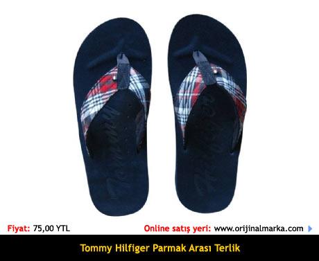 Tommy Hilfiger Parmak Arasi Terlik Sandalet