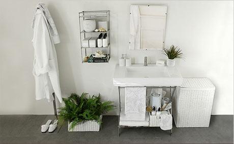 Zara Home Banyo Aksesuarları