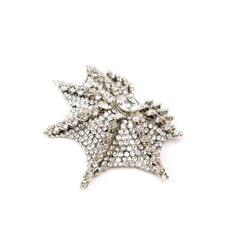 Balenciaga - Kristal broş