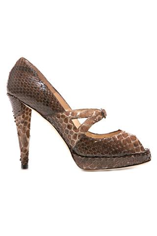 Oscar de Larenta Yüksek Topuklu Ayakkabı