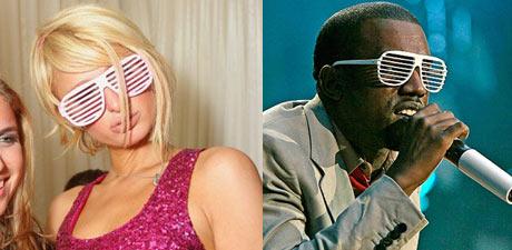 Paris Hilton ve Kanye West Öncülerden