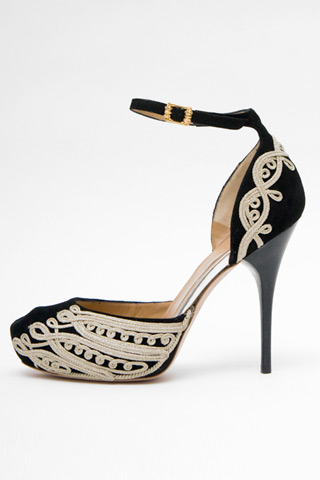 Alexander Mc Queen Yüksek Topuklu Ayakkabı