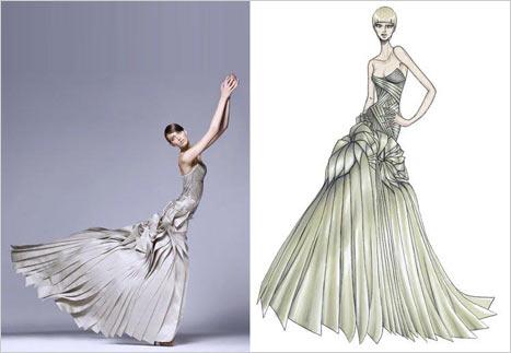Versace Gri Elbise