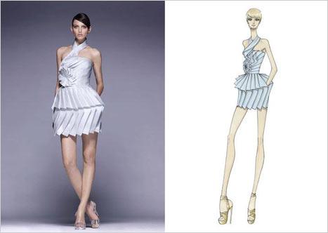 Versace Mini Elbise